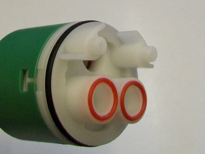 Monobloc 40mm Open Ceramic Tap Cartridge 620st222